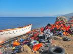 Kilkudziesięciu migrantów utonęło u wybrzeży Libii
