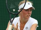 Tenis - WTA Berlin: Fręch zakończyła udział w 1. rundzie