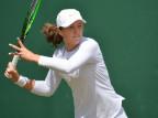 Tenis - WTA Adelajda: Iga Świątek szybko awansuje do półfinału