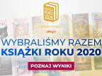 Laureaci Plebiscytu Książka Roku 2020 portalu lubimyczytac.pl