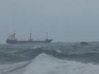 Morze Czarne: zatonął rosyjski statek towarowy