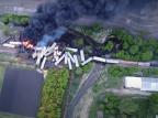 Iowa: ewakuowano 80 mieszkańców z powodu wykolejenia się pociągu przewożącego nawozy