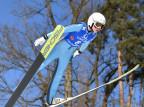 Skoki narciarskie - PŚ: Słowenki wygrały konkurs drużynowy