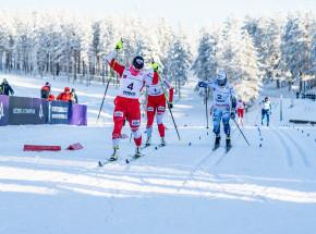 Biegi narciarskie - MŚJ: turbo Polki! Mamy złoto i brąz w sprincie!