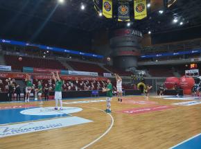 EBL: Śląsk zwyciężył z Treflem po raz trzeci i awansował do półfinału