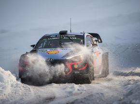 Rajd Arktyki: Ott Tänak zwycięzcą Arctic Rally Finland