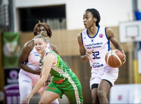 Koszykówka - EuroCup: porażka gorzowianek na początek