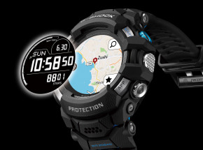 Pierwszy smartwatch G-SHOCK z Wear OS od Google