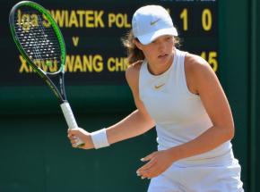 Australian Open: ćwierćfinał nie dla Polki, Świątek przegrała z Halep