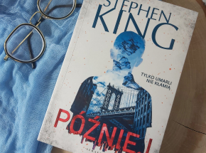"""Później"" Stephen King - RECENZJA"