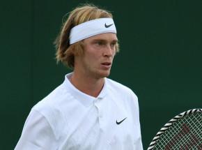 Tenis - ATP Rotterdam: Rublow pokonuje Fucsovicsa w finale