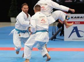 Karate – ME: rozdano ostatnie medale