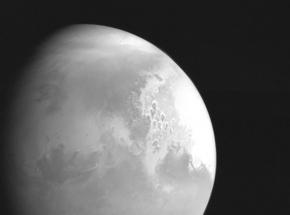 Chińska sonda weszła na orbitę Marsa