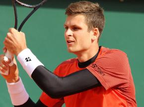 Tenis - ATP Stuttgart: sensacyjna porażka Hurkacza