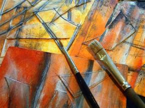 Prace Szymona Popielca na Europejskiej Wystawie Zbiorowej CreArt