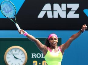 Australian Open: Osaka i Williams pierwszymi półfinalistkami