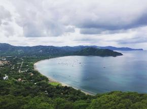 Trudny czas dla turystyki w Kostaryce