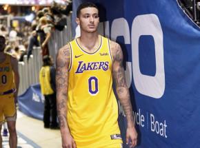 NBA: Blazers lepsi od Jazz, zwycięski rzut Kuzmy