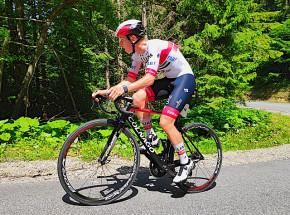Tour of Slovenia: Tadej Pogacar nowym liderem