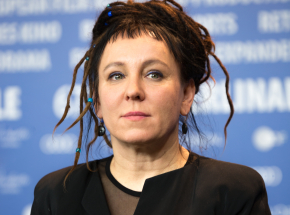 """Bieguni"" Olgi Tokarczuk nominowani do National Book Award!"