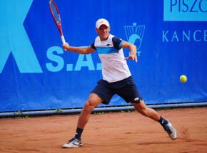 Tenis - Challenger: życiowy sukces Kacpra Żuka!