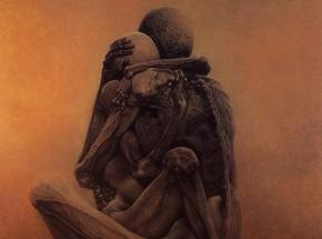 Gra inspirowana obrazami Zdzisława Beksińskiego