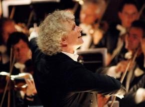 Sir Simon Rattle zapowiedział odejście z Londyńskiej Orkiestry Symfonicznej