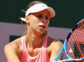 Tenis - WTA Miami: ważne zwycięstwo Magdy Linette w pierwszej rundzie
