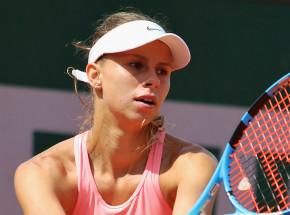 Tenis - Roland Garros: Magda Linnete wygrała z liderką światowego rankingu!