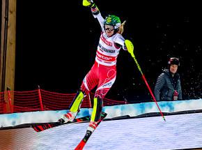 Narciarstwo alpejskie - PŚ: pierwszy triumf Liensberger w karierze