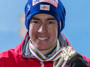Skoki narciarskie - MŚ: Stefan Kraft mistrzem, Polacy poza podium