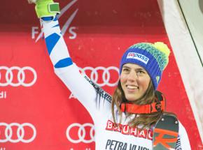 Narciarstwo alpejskie - PŚ: Petra Vlhova kolejny raz królową śniegu w Zagrzebiu!