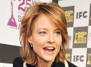 Jodie Foster uhonorowana Złotą Palmą za osiągnięcia życia