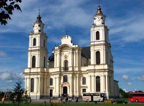Białoruś: pożar w sanktuarium Matki Bożej w Budsławiu