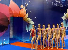 Gimnastyka artystyczna – ME: juniorska zbiorówka w finale ze wstążkami!
