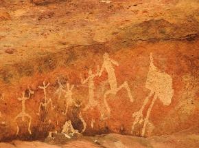 Australia: odnaleziono liczące 17 tys. lat malowidło naskalne