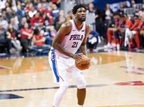 NBA: wspaniali Embiid oraz Murray, Clippers zatrzymują Jazz