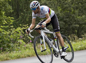 Criterium du Dauphine: Valverde zwycięzcą etapu, Łucenko liderem