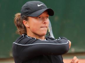 Tenis - WTA Rzym: Iga lepsza od Madison Keys, Polka w III rundzie