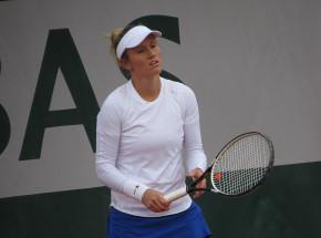 Tenis - WTA Guadalajara: porażka Kawy w 1. rundzie