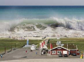 Sztuczna inteligencja przewidująca tsunami stworzona na najszybszym komputerze świata