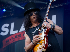 "Slash, Gene Simmons i inni w filmie ""Rock Camp"""