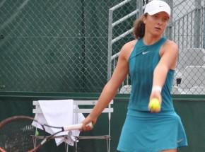 Tenis - WTA Madryt: awans Świątek pomimo słabszej gry