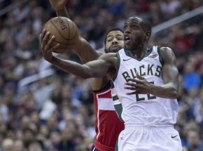 NBA: zwycięski rzut Middletona, Mavericks lepsi od Clippers