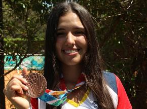 Tenis - WTA Bogota: Osorio Serrano sensacyjną zwyciężczynią!