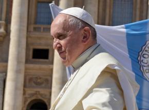 """""""Francesco"""" - film dokumentalny o papieżu"""