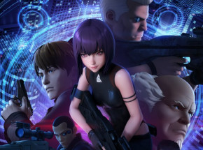 "Netflix: ostatni zwiastun ""Ghost in the Shell SAC_2045"""