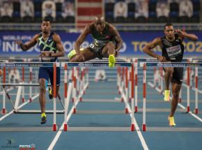 Lekkoatletyka: rekord świata Granta Hollowaya