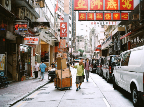 Wielka Brytania: nowa wiza dla mieszkańców Hongkongu