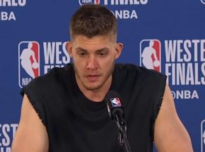 NBA: Meyers Leonard ukarany za wypowiedź o antysemickim podtekście